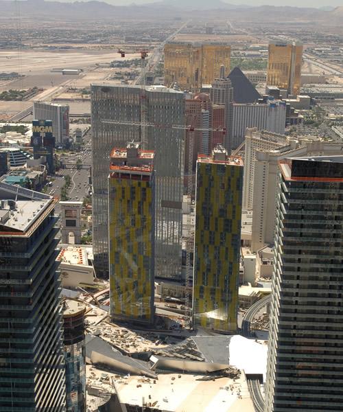CityCenter Construction