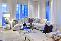 The Residences at Mandarin Oriental, Las Vegas Model Home